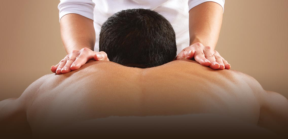 Slideshow Back Massage for Men