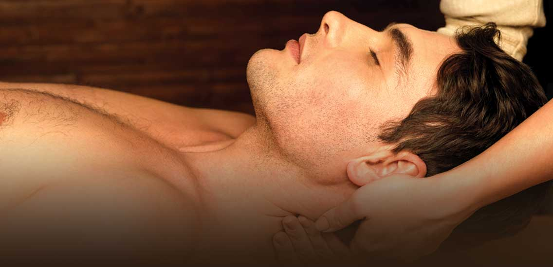 Slideshow Neck Massage