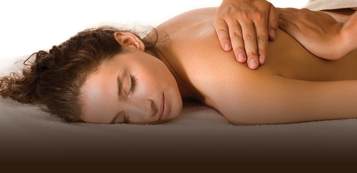 Slideshow Back Massage for Women