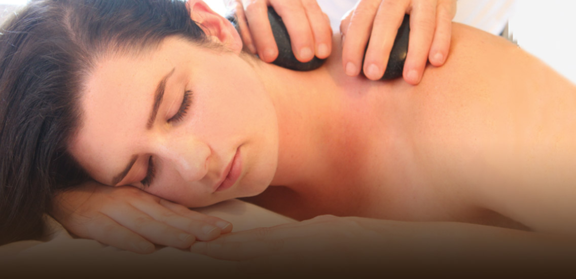 Slideshow Hot Stone Massage