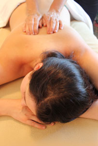 Victoria Back Massage Vertical