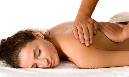 Victoria Shoulder Massage